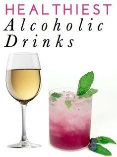 Don't derail your hard work--check out these lower calorie alcoholic drink options/ideas!