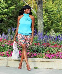 BECAUSE IT FELT LIKE SUMMER... | The Fashion Stir Fry