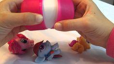 My LIttle Pony Fashems Unboxing ASMR Toy Playtime Crinkly Plastics <3