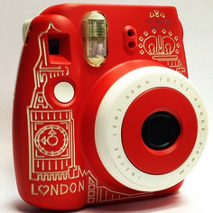 Polaroid Camera Pictures, Poloroid Camera, Polaroid Instax, Instax Mini Camera, Fujifilm Instax Mini 8, Polaroid Cases, Camara Fujifilm, Camera Aesthetic, Vintage Cameras