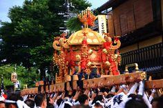 京都 祇園祭 神幸祭と神輿渡御 京の街を巡るお神輿