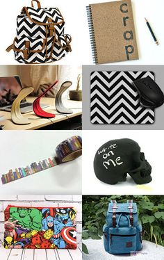 Back to School by Jen Stilley on Etsy--Pinned with TreasuryPin.com