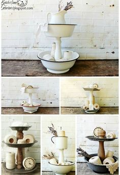 the best way to make a tiered stand, crafts, repurposing upcycling