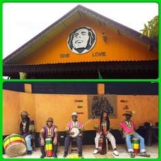 Bob Marley: Nine Mile Birth Place
