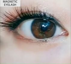 This tool is an ingenious Magnetic Eyelash Partner which helps you apply magnetic eyelashes in seconds! ( Only for magentic eyelashes ) # simple makeup videos Quantum Magnetic Eyelash Partner Set Elf Makeup, Beauty Makeup, Prom Makeup, Wedding Makeup, Long Lasting Curls, Magnetic Eyelashes, Models Makeup, False Lashes, Makeup Yourself