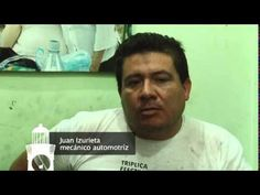 "Juan Izurieta, ""Juancho"" Mecánico"
