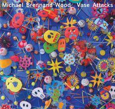 Art Jewelry Exhibition: Michael Brennand-Wood: Vase Attacks | Velvet da Vinci Contemporary Art Jewelry and Sculpture Gallery | San Francisco
