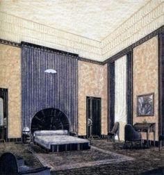 Inspiration for Gatsby set design - bedroom drawing.jpg