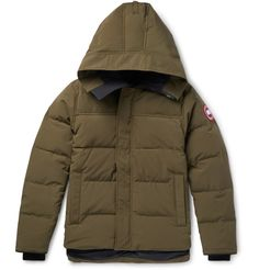 Tackle cold weather with <a href='Goose</a>'s 'Macmillan' parka - a quilted jacket with remarkable insulting properties that's equally suited to urban or extreme environments. Filled with superio http://www.99wtf.net/young-style/urban-style/classic-mens-hats-urban-fashion-2016/