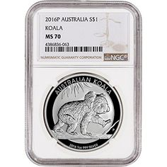 clean #1 2011 Australia 1//10 Silver Koala NGC MS70 Early Releases Blue Label