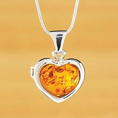 love this a heart and a locket