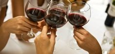 Cheers to good wine, great food and the best of friends.