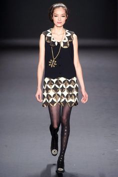 anna sui fall 2013 rtw collection fashion on thecut