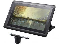 Mesa Digitalizadora Wacom - Cintiq 13HD Creative Pen & Touch Display