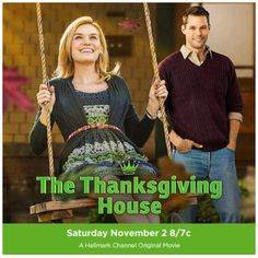 Its a Wonderful Movie - Your Guide to Family Movies on TV: Hallmark Channel Movie: The Thanksgiving House