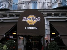 Hard Rock London - Want to visit and other places in United Kingdom.