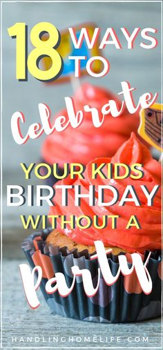 How To Celebrate Without a Party: Special Birthday Ideas For Kids Special birthday ideas for kids! Fun and unique ways to celebrate a birthday WITHOUT a party! Special Birthday, Dad Birthday, Birthday Wishes, Birthday Bash, Birthday Nails, Happy Birthday, Birthday Crafts, Birthday Party Themes, Birthday Ideas For Kids