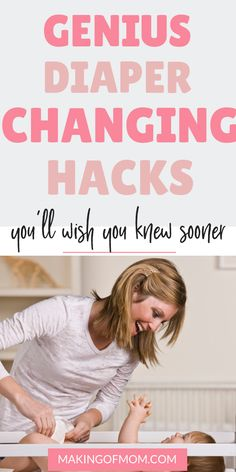 28 Genius Diaper Changing Hacks You&;ll Wish You Knew Sooner! 28 Genius Diaper Changing Hacks You&;ll Wish You Knew Sooner!s Beautiful Mess mamasbeautifulmess Everything Baby Diaper changing tips and […] Baby hacks Newborn Diapers, Newborn Care, Caring For Newborn Baby, Newborn Baby Tips, Infant Care, Newborn Babies, New Parents, New Moms, Baby Care Tips