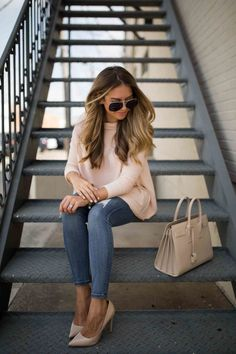 blush and nudes #FallStyle