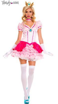Pink Princess Costume | Princess costumes, Costumes and Halloween ...