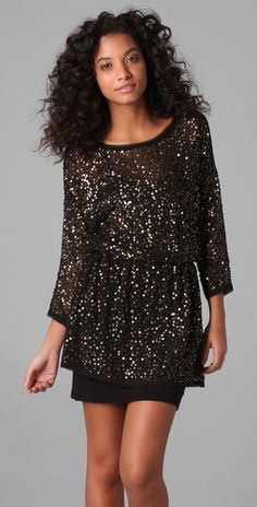 perfect New Year's Eve dress. too bad i don't have $360 to burn LOLLLL