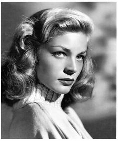 Lauren Bacall, Old Hollywood, Giclee Artprint, Hollywood Glamour, Giclee Print, Hollywood Regency, Home Theater Art, Home Theater Wall Decor