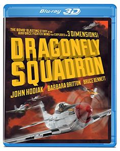 cool Dragonfly Squadron [Blu-ray]