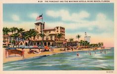 vintage florida postcards | Like this item?