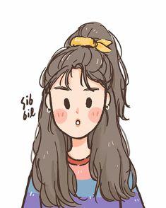 Girls Cartoon Art, Girly Art, Animation Art, Cute Art, Cartoon Art Styles, Illustration Art, Cartoon Wallpaper, Cute Cartoon Wallpapers, Cute Drawings