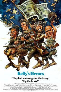 Watch Kelly's Heroes (2017) Full Movie HD Free Download