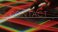 Contact, una instalación de Felix Faire.
