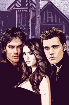 The Vampire Diaries Digital Comic Volume 2 Out Now!