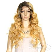 Its A Lace Front Wig - Synthetic Lace Front Wig - SWISS LACE NOELLE (futura) - WigTypes.com