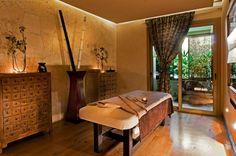 Massage room inspiration