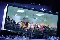Peter Grimes by Benjamin Britten at Teatro alla Scala
