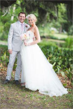bride and groom captured by Blink Of An Eye Photographry #photography #brideandgroom #weddingchicks http://www.weddingchicks.com/2014/04/11/pink-party-wedding/