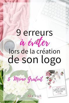 9 erreurs à éviter lors de la création de son logoCréer un logo n'est pas une chose facile. Il est important pour avoir un bon logo de respecter certaines règles…