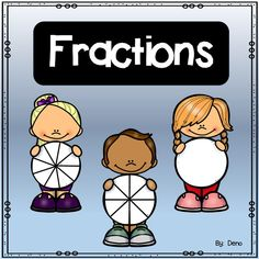 Great resource for teaching fractions!