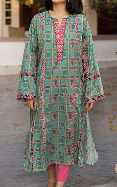 Lawn Suits, Famous Brands, Kurti, Sapphire, Stuff To Buy, Clothes, Outfits, Clothing, Kleding