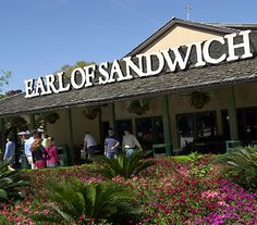 The Best Disney World Quick-Service Dining Options: Number 3: Earl of Sandwich