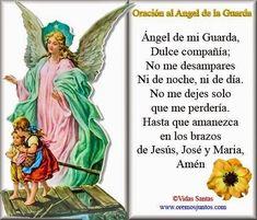 God Prayer, Daily Prayer, Prayer Quotes, Prayers For Hope, Angel Prayers, Religious Quotes, Religious Art, Prayer For Calmness, Catholic Prayers In Spanish