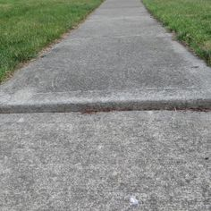 Repair Uneven Sidewalks
