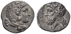 A Rare and Exceptional Greek Silver Litra of Gela (Sicily) |
