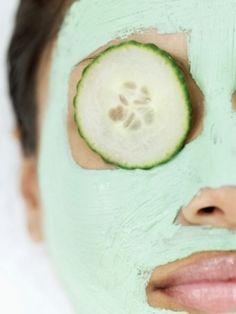 Oily Skin Home Facial Recipes