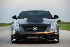 Hennessey Says New Cadillac CTS-V VR1200 Twin Turbo Coupe is the World's Most Powerful 4-Seater | Car Sport