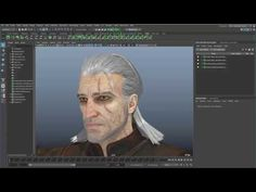 Maya 2017 Update 3:  XGen Interactive Grooming for Game Character Hair - YouTube