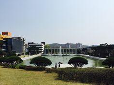 Hanyang University ERICA Campus