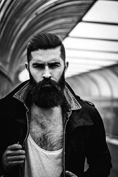 #mens #hairstyle #beards