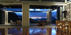 www.leblon.com.au  Bunyip Scenic Resort, South East Queensland  Leblon Raffles classic teak lounge outdoor collection