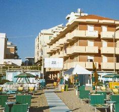 Residence Rainbow  Via Prosecco 9/11  47814 Bellaria-Igea Marina in Emilia-Romagna
